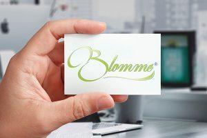 Logo-Blomme